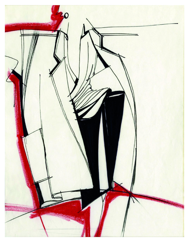 Gianfranco ferr il segno della moda eventi del for Politecnico di milano design della moda