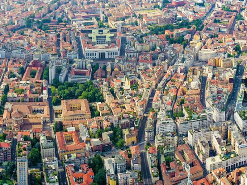 Una città