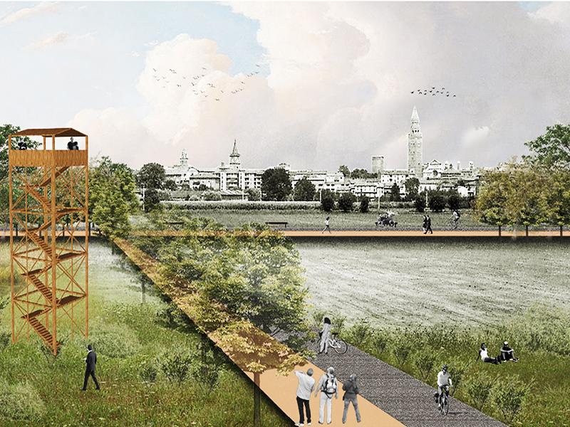 Piano del Verde di Cremona